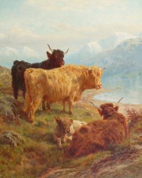 Guardians of the Highlands, Basil Bradley