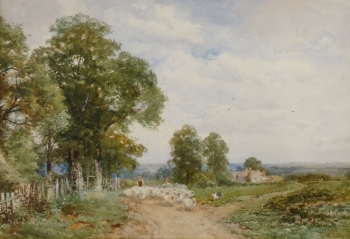 A Worcestershire Common, David Bates