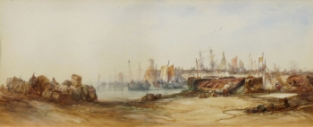 Newhaven, Firth of Forth, Alfred Herbert