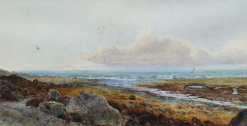 Coastal View, William Henry Millais