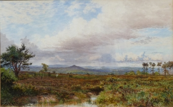 Cronksham, Frensham Common, William Henry Millais