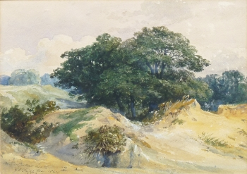 Hampstead Heath, George Arthur Fripp