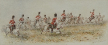 2nd Dragoons (Royal Scots Greys), Orlando Norie