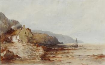 Fisherman's Cottage, Albert Pollitt