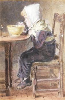 The Invalid, William Henry Hunt