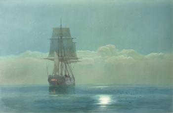 Midnight in the Atlantic, Samuel Philips Jackson
