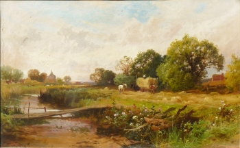 Nutfield, Surrey, John Horace Hooper