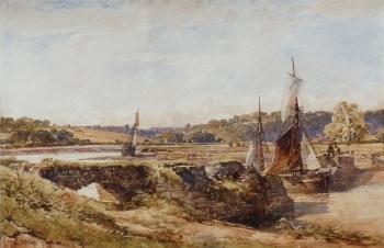 At Sea Mills, near Bristol, John Syer
