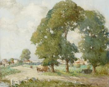 Coombe, Oxon, William Lee-Hankey