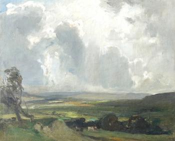 Near Wareham, Dorset, Arthur Freidenson
