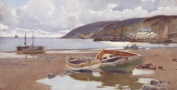 Cemaes Bay, Anglesey?, Hubert Coop