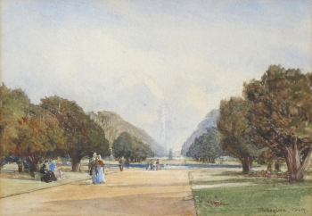 Hyde Park, John Fulleylove