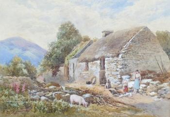 Near Muckross, Killarney, Charles Rowbotham