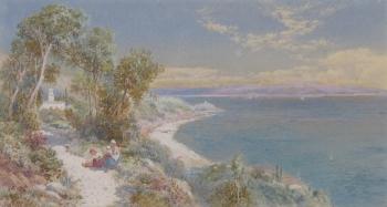 Italian Lake scenes, Charles Rowbotham