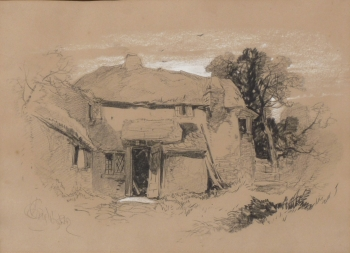 Rural Scene, Henry Bright