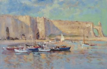 The White Sail, Rhodes, John Neale