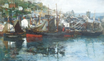 St. Ives, Cornwall, John Robertson Reid