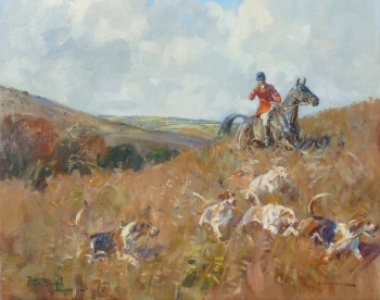 Huntsman & Hounds, Peter Biegel