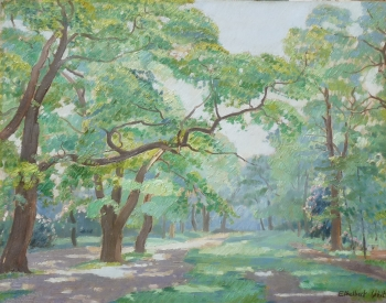 Arundel, Sussex, Ethelbert White