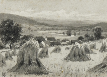 The Conway Valley, Peter Ghent