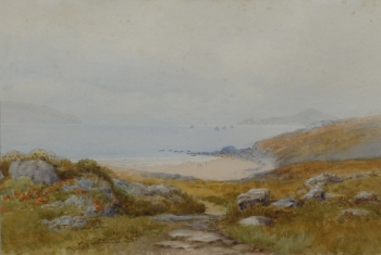 The Cornish Coast, Philip Mitchell