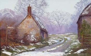 December Day, Pamela Mary Derry