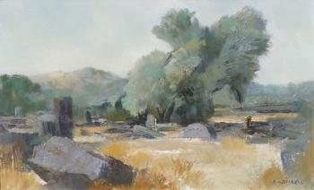 Fallen Stones, Olympia, Harry Baines