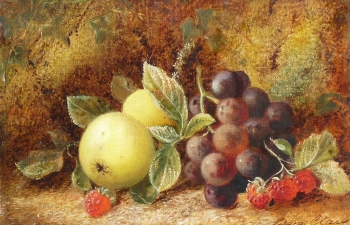 Apples & Grapes, George Clare