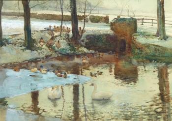 Whiteley Woods, Sheffield, William Goodrich