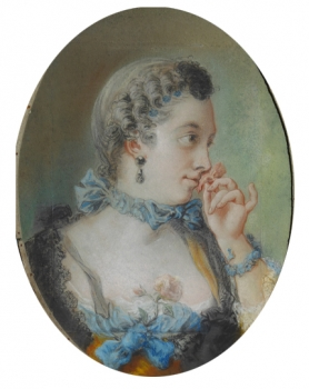 Portrait of a Lady, 18th Century School