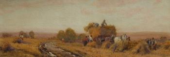 Bringing in the Harvest, Robert Thorne Waite