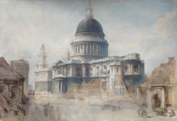 St Paul's, London, Henry Charles Brewer